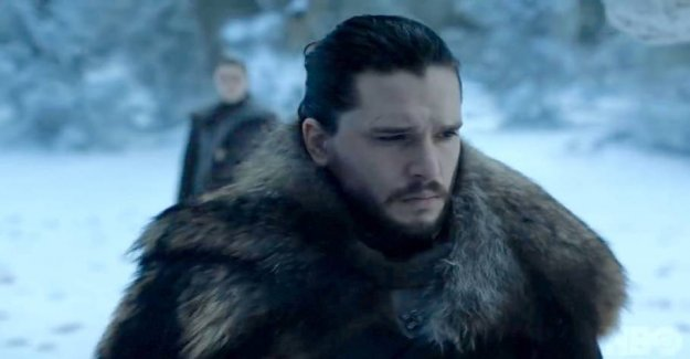 Big reunion on the road in Game of Thrones