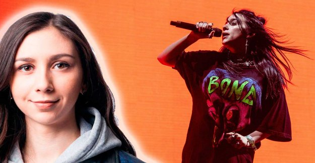 Billie Eilish have drawn on the map in the music industry