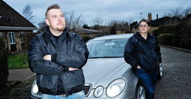 Bilnørden Jens bought a new car every other month: so it goes after Luksusfælden