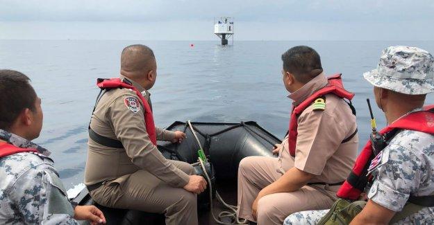 Bitcoin-torque risking death penalty for zeehuisje near the coast of Thailand