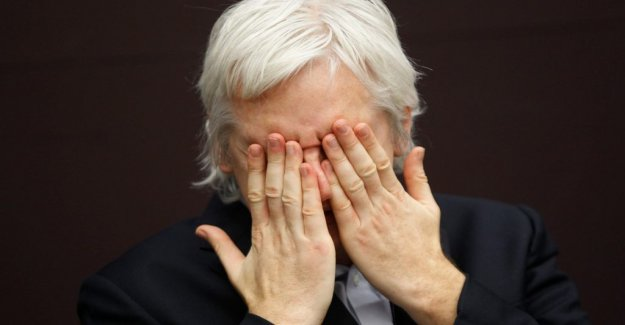 Björn af Kleen: the Arrest of Assange can do to Rysslandsutredningen will, once again, in a new sense of urgency
