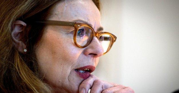 Bonnesen hope their departure, diminish the pressure on Swedbank