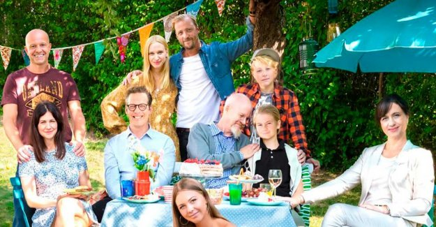 Bonusfamiljen may have continued in the SVT