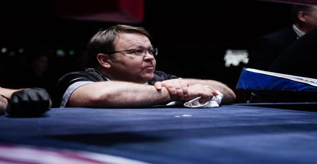 Boxing coach Pekka Mäki grieving Olli-father's death: Above all, he has been a good and exemplary father