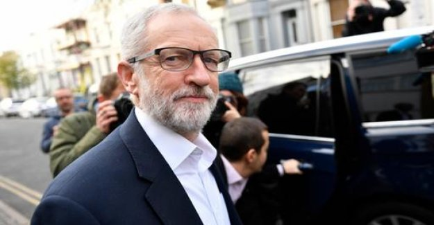 Brexit talks: Corbyn expected changes in red lines