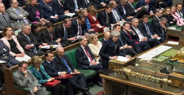 Brexit talks: the farewell letter