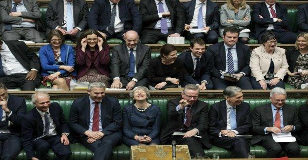 Brexitkrisen gets even deeper now