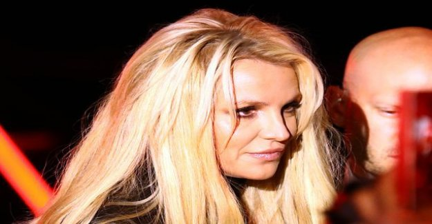 Britney Spears have treatment against their will - tell me now the self condition