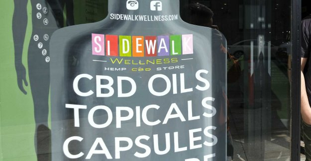 CBD oil is sold in spite of the double ban