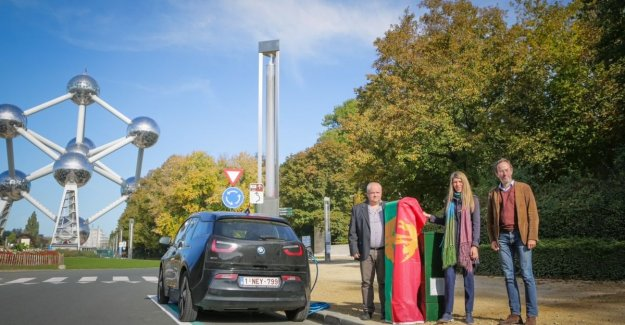 CD&V wants to 4.000 charging points in Brussels, now there are only 4