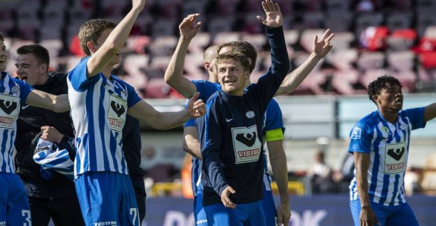 Can lose the entire attack: the Lifeline to the Superliga surprise