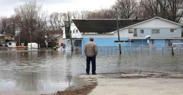 Canada fears new flood of the century