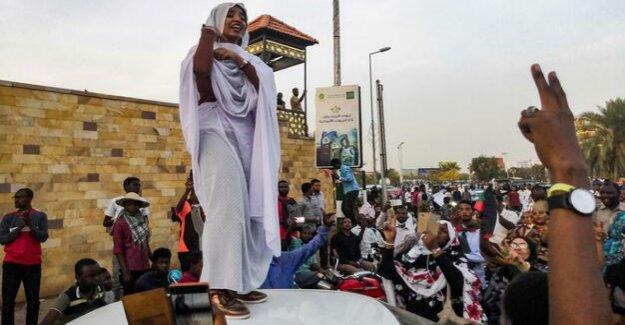 Chaos or awakening? : What follows in the Sudan