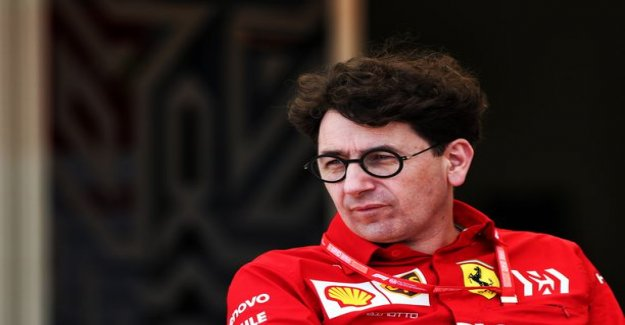 Charles Leclerc won't destroy the problem at Ferrari – the team manager adjusted the pit of gossip: I don't know where these rumours are coming from