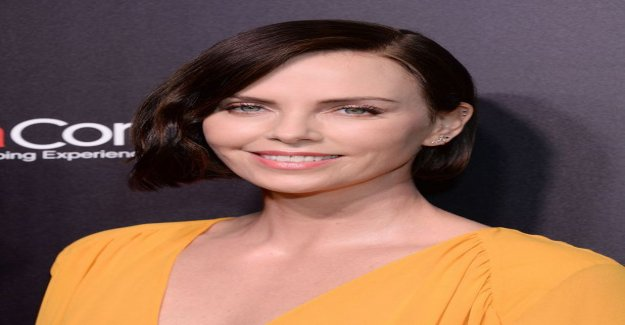 Charlize Theron, 43, need a date - exaggerating a single year in length: I Am really free