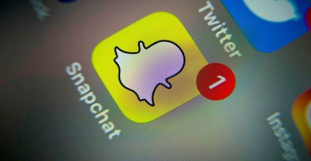 Child pornography was disseminated to students via Snapchat