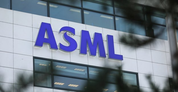 Chinese spies steel trade secrets Dutch techfirma ASML: Hundreds of millions of dollars worth of damage