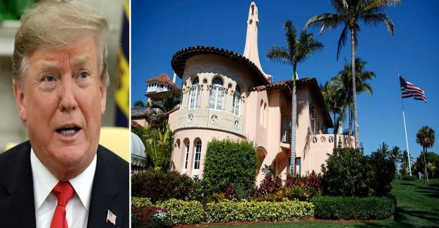 Chinese woman arrested at Trump's country club Mar-a-Lago