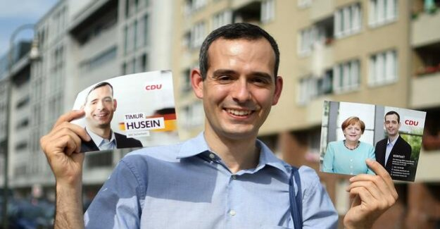 Circuit party days of the CDU : Kreuzberg's dominance makes for heated debates