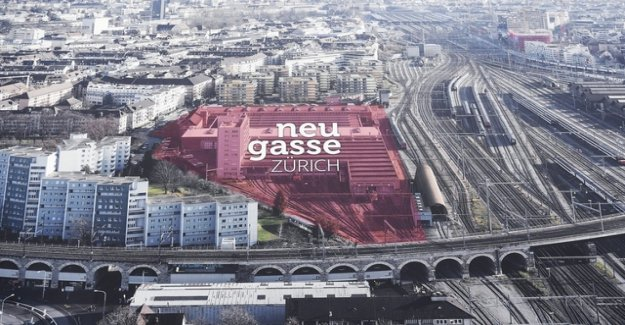 City Council and the SBB divided over the future of Neugasse Area