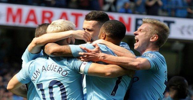 City got their revenge against Tottenham