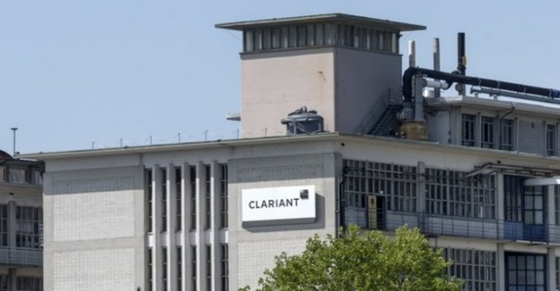Clariant's sales in the first quarter stable