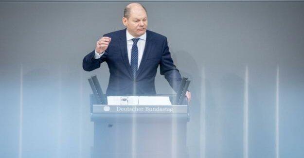 Coalition dispute over property tax : Olaf Scholz, the fidget