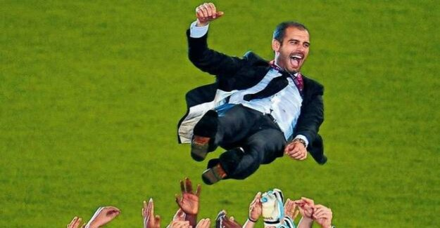 Column My Champions : Pep Guardiola and the birth of the false Nine