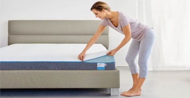 Commercial cooperation Tempur: do you Suffer from allergies? Consider these allergy association recommendations for bed selection