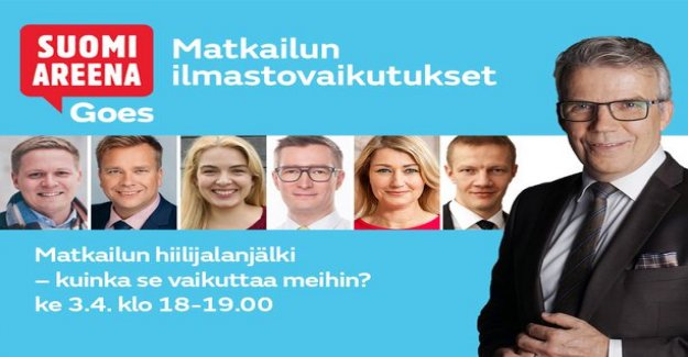 Commercial cooperation with Best-Caravan: How tourism is changing with climate change? Watch the debate live today at 18!