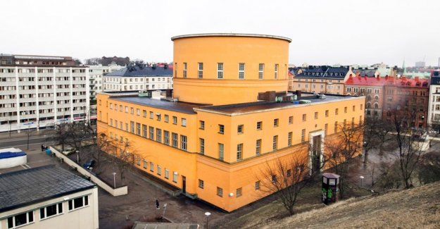 Concern at the Stockholm library: Historically, the sharp savings