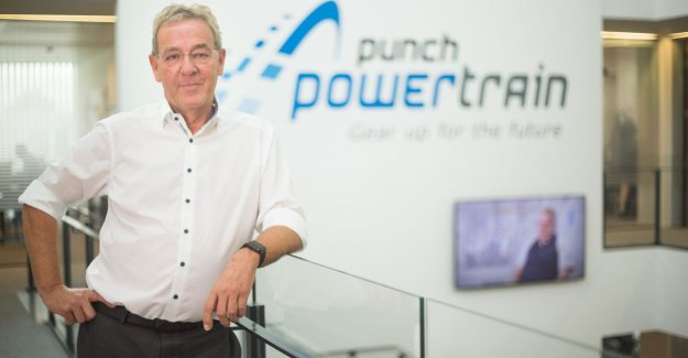 Cor van Otterloo, ceo of Punch Powertrain, died at the age of 63: We are losing one of the most successful business leaders of the province