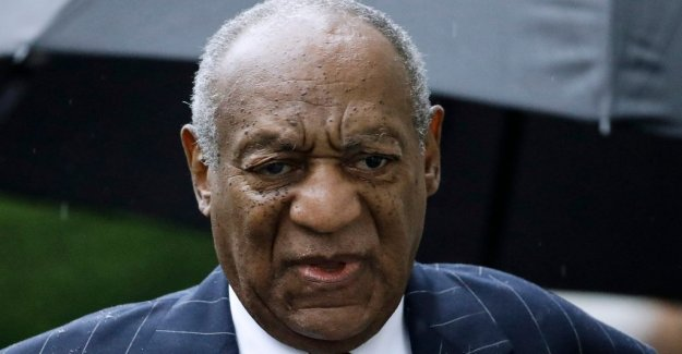 Cosby reach settlement in libel suit