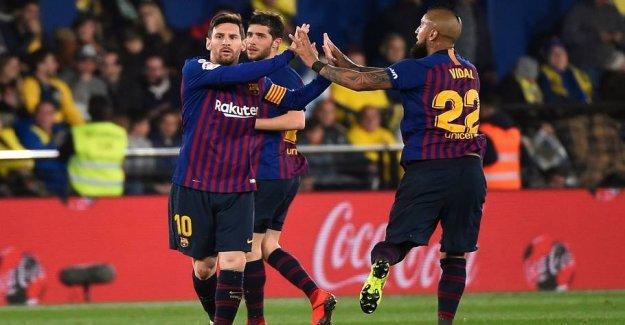 Crazy ending! Messi and Suarez prevented the failure