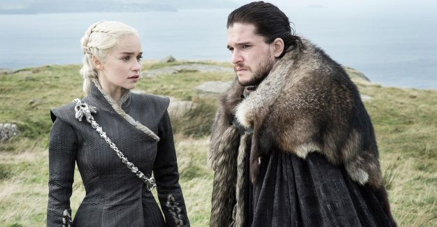 Creators of 'Game of Thrones': We want people to be happy with the end.