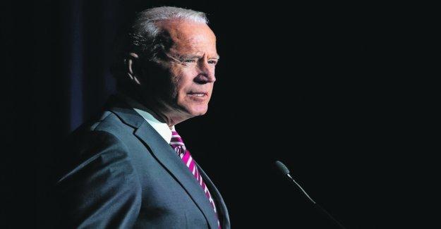 Creepy Joe: all of a Sudden they call Joe Biden greasy