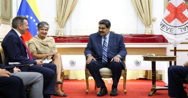 Crisis in Venezuela: Maduro allow international aid