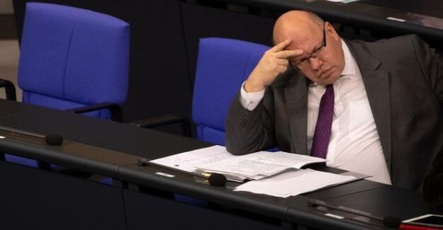 Criticism of the Minister of the economy : The crisis of Peter Altmaier
