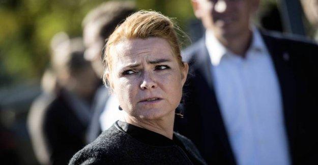 DF freder continue Støjberg, despite new asylpar documents