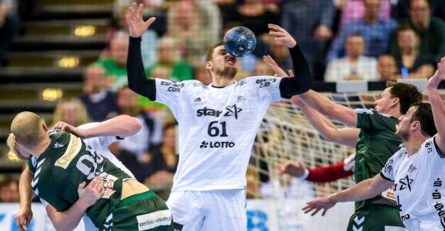 DHB-Cup : Füchse Berlin fail in the semi-final in Kiel