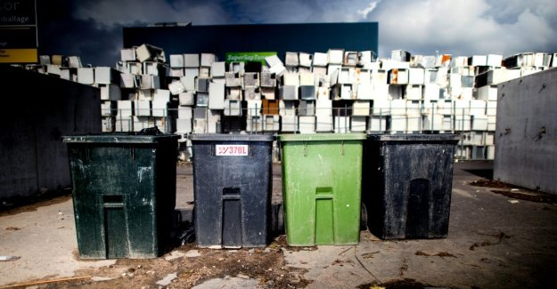 DN Debate. The tax on the incineration of waste is required for a circular society