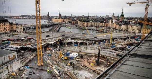 DN Opinion. Lethal biogas buses in the Slussen underground