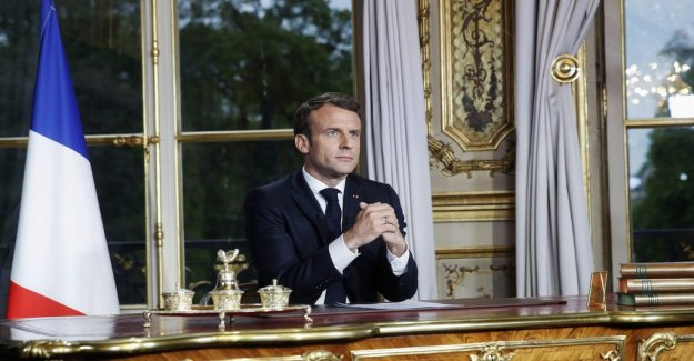 DN Opinion. Macron should swallow their pride and resign