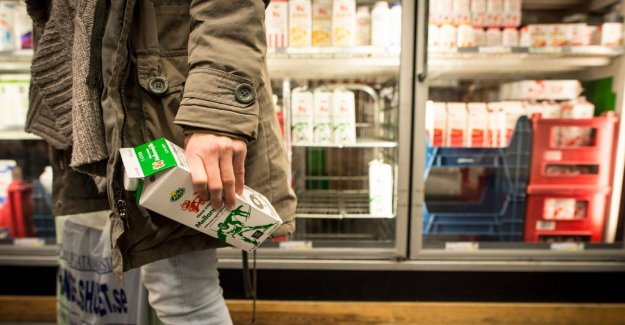 DN Opinion. The plastic cap on the Arla's packaging, damages the environment