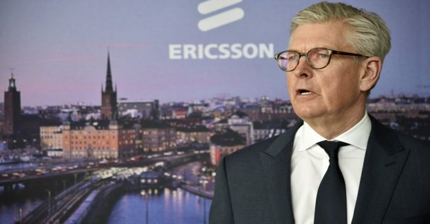 Dan Lucas: Three things to keep track of with Ericsson