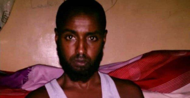 Dane somalilandsk prison: Pure torture