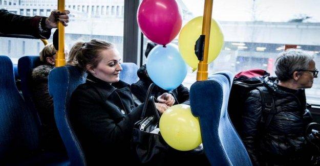 Dangerous chemistry revealed in the balloons