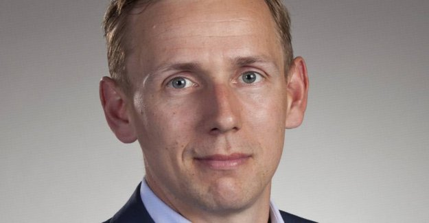 Danish top executive stops in the head of the German Lidl