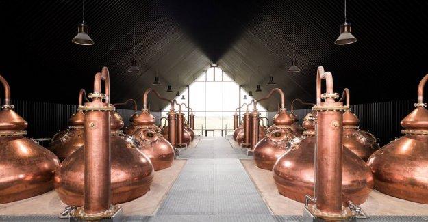 Danish whisky named world's best
