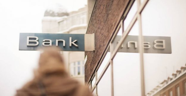 Danske Bank unveiled in brunvask